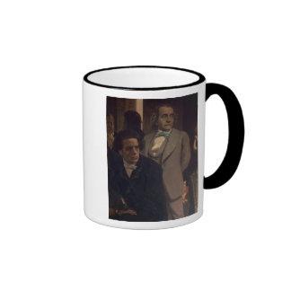 Slavonic Composers Ringer Mug