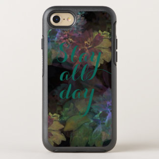 Slay all day OtterBox symmetry iPhone 8/7 case