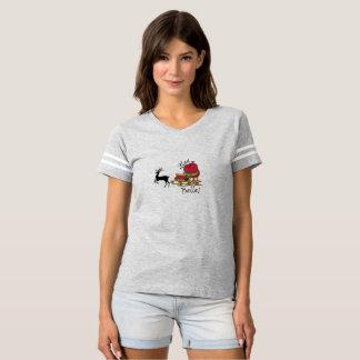 Slay Bells - Black T-Shirt