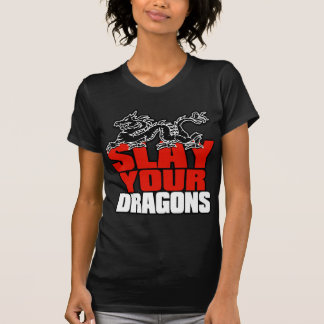 SLAY DRAGONS, for Jordan Peterson fans T-Shirt