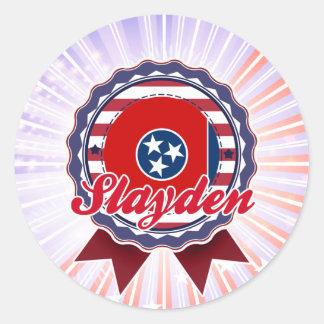 Slayden, TN Sticker