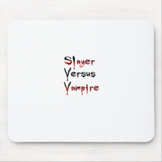 Slayer Vesus Vampire Mouse Mat