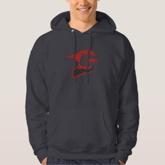 Sledders.com Dark Grey Icon Hoodie, multiple color Hoodie