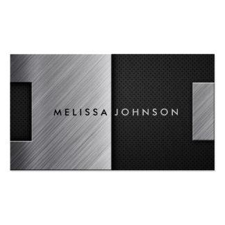 Sleek and Modern Geometric Business Card Templates