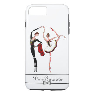 SLEEK BALLET DANCE IPHONE CASE, DON QUIXOTE BALLET iPhone 7 PLUS CASE