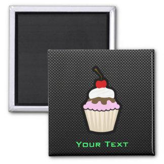 Sleek Cupcake Refrigerator Magnet