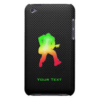 Sleek Guitarist Case-Mate iPod Touch Case