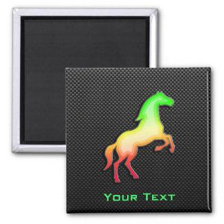 Sleek Horse Magnet