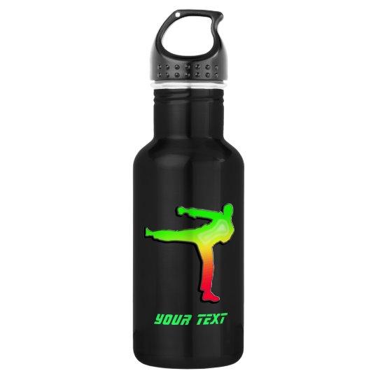 Sleek Martial Arts 532 Ml Water Bottle
