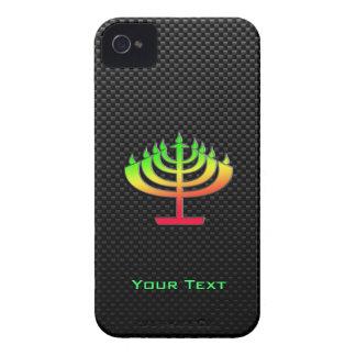 Sleek Menorah iPhone 4 Case