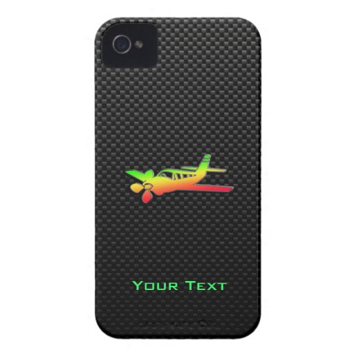 Sleek Plane iPhone 4 Covers