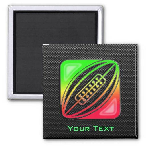 Sleek Rugby Magnets
