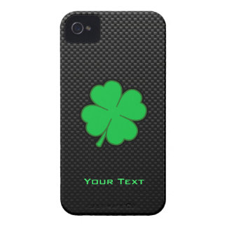Sleek Shamrock iPhone 4 Case-Mate Case
