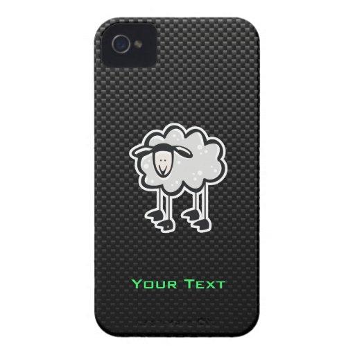 Sleek Sheep iPhone 4 Covers