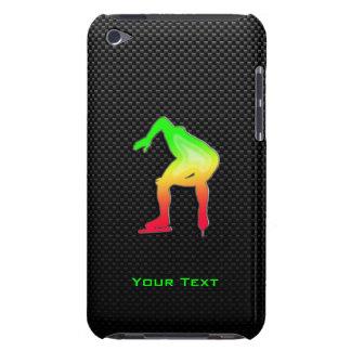 Sleek Speed Skater iPod Touch Cover