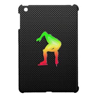Sleek Speed Skater iPad Mini Cover
