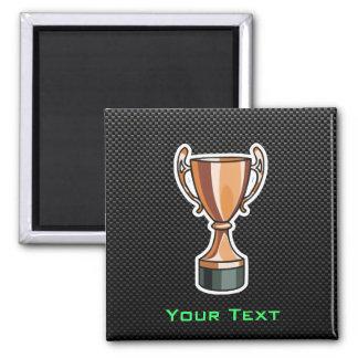 Sleek Trophy Magnets