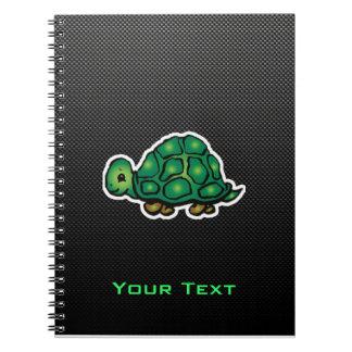 Sleek Turtle Note Book