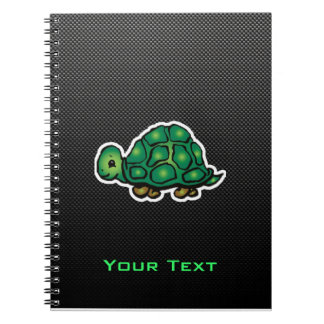 Sleek Turtle Note Book