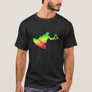 Sleek Wakeboarder T-Shirt