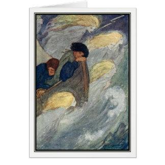 Sleep at Sea by Florence Harrison Card