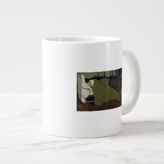 Sleep, c.1891 large coffee mug