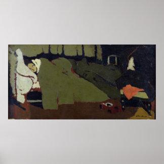 Sleep, c.1891 poster