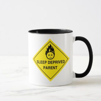 Sleep Deprived Parent Mug