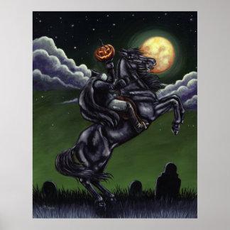 Sleep Hollow Cemetery Poster