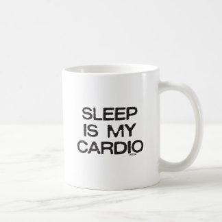 Sleep Is My Cardio Mug