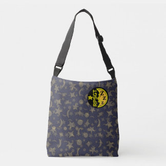 SLEEP LAB REGISTERED TECH by Slipperywindow Crossbody Bag