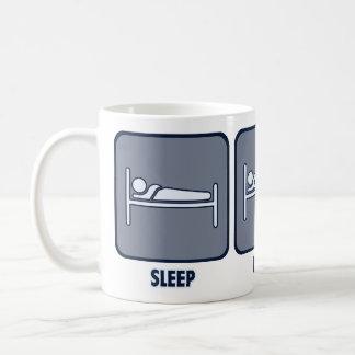 Sleep Relax Nap Coffee Mug