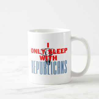 Sleep Republicans Coffee Mug