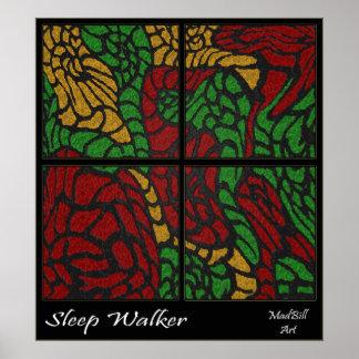 Sleep Walker Posters