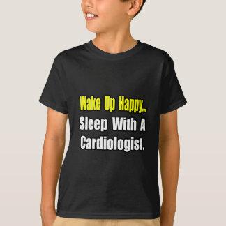 Sleep With a Cardiologist T-Shirt