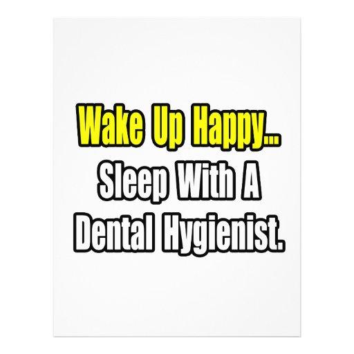 Sleep With A Dental Hygienist Full Color Flyer