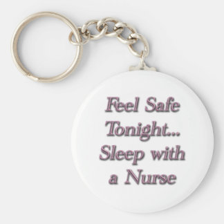 sleep with a nures key ring