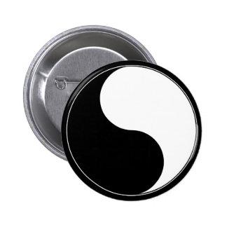 Sleep Yin and Yang Logo Button