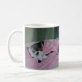 Sleeping Beagles Coffee Mug