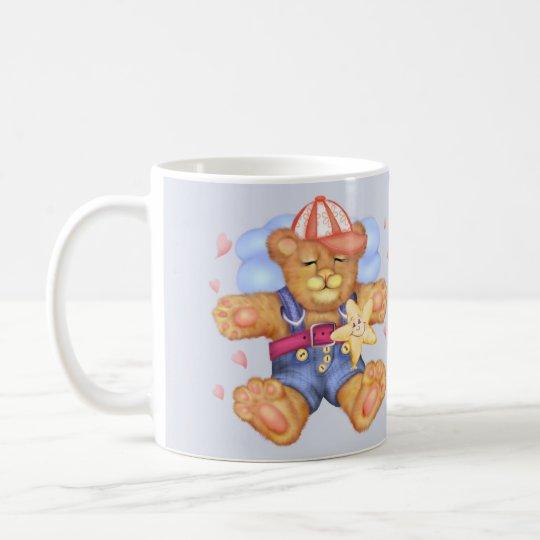 SLEEPING BEAR BABY CARTOON Classic Mug 11 onz