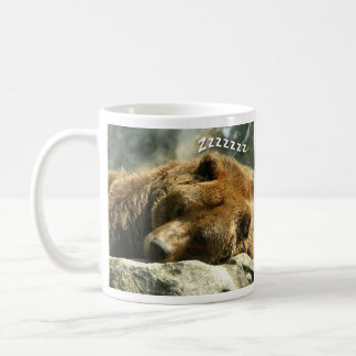 Sleeping Bear Coffee Mug