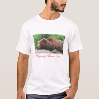 Sleeping Bear-Tee T-Shirt