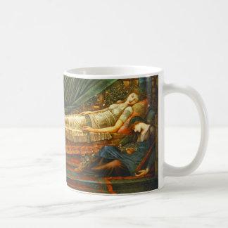 Sleeping Beauty 1871 Basic White Mug