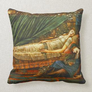 Sleeping Beauty 1871 Cushion