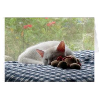 Sleeping Beauty Card
