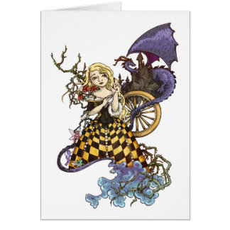 Sleeping Beauty Greeting Cards