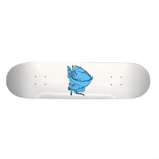 Sleeping Blue Dragon Skateboards