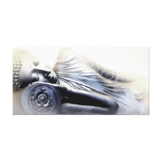 Sleeping Buddha II Canvas Print
