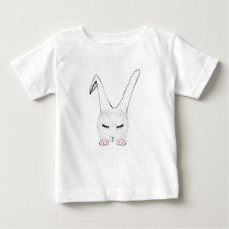 Sleeping Bunnie Baby T-Shirt