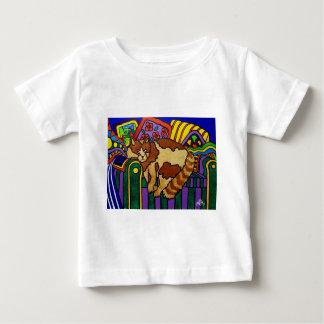 Sleeping Cat by Piliero T Shirt